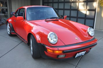 1986 911 turbo 930