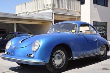1958 356a coupe