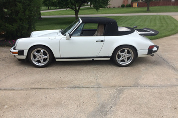 1988 911 cab with tail