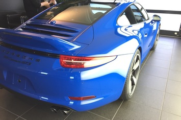 2016 911 gts club coupe