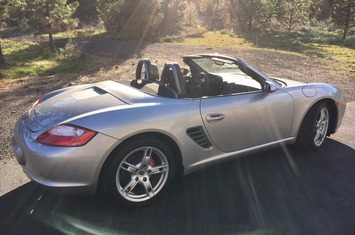 2006 boxster s 987