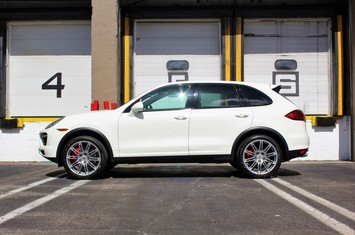 2012 cayenne turbo