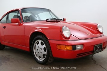 1989 911 carrera 4 coupe