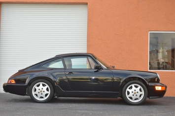 1990 porsche 911 coupe 964 carerra c4 awd