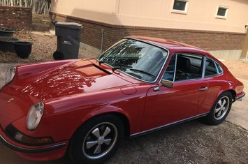 1973 911e coupe s options