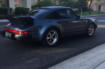 1988 porsche turbo