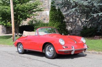 1960 356b cabriolet