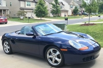 2002 boxster