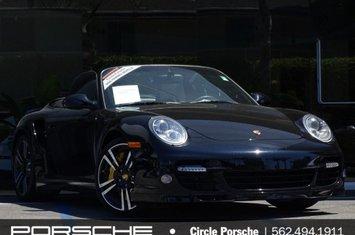 2011 911 turbo