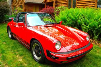 1986 911 carrera targa