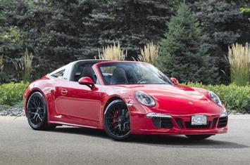 2016 911 2dr targa 4 gts