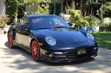 2012 911 turbo s