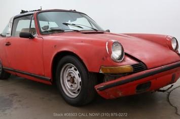 1969 911e targa