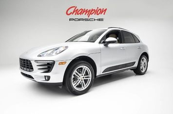 2017 porsche demo sale macan 1