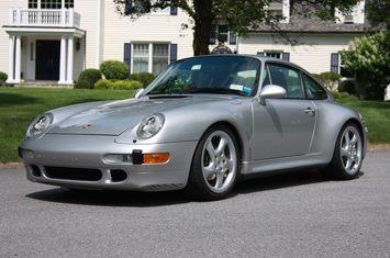 1997 porsche 993 carrera s c2s 1