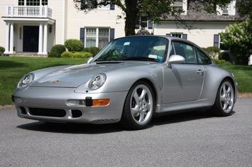 1997 porsche 993 carrera s c2s