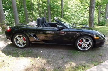 2008 boxster s model 6 speed manual