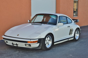 1987 porsche 911 turbo 930 slant nose 505