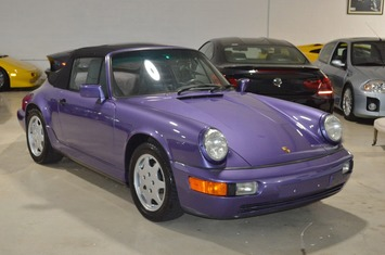 1991 porsche 911 all original violet blue mettalic only 22k miles 5 speed mint condition