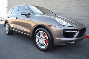 2011 cayenne turbo