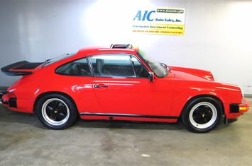 1987 911 carrera coupe 1