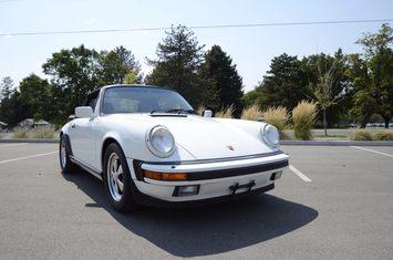 1987 911 carrera 3 2 cabriolet 1