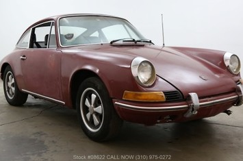 1970 911t coupe