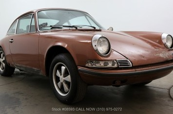 1969 911s coupe