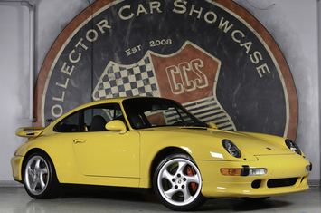 1997 carrera 4s coupe