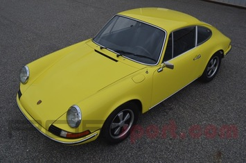 1972 european 911t coupe