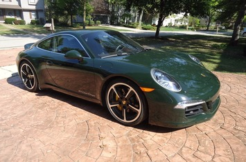 2013 911 club coupe