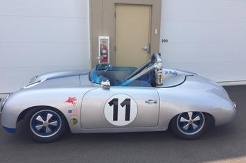 1957 356 s speedster race car