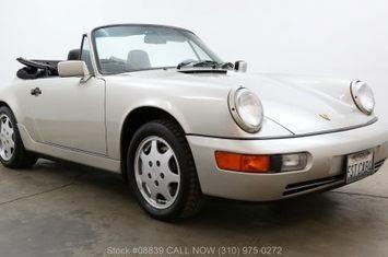 1990 964 cabriolet 1