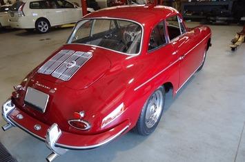 1962 356 karmann hardtop
