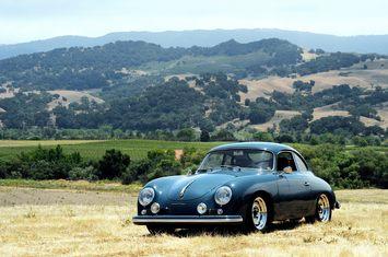 1957 porsche 356 a coupe outlaw 1