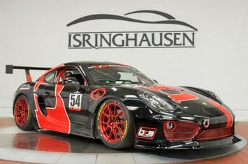 2014 cayman s race car 1