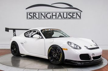 2009 cayman s race car 1