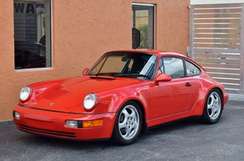 1994 porsche 911 964 c4 turbo look widebody 1