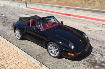 1995 911 carrera cabriolet 1