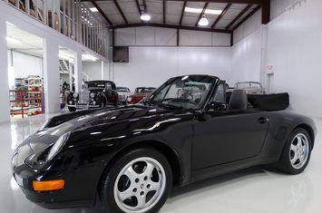 1998 911 carrera cabriolet 1