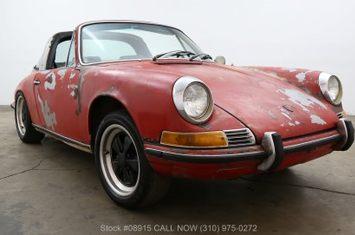 1970 911e targa 1