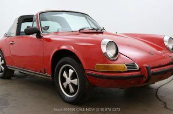 1972 911t targa 1