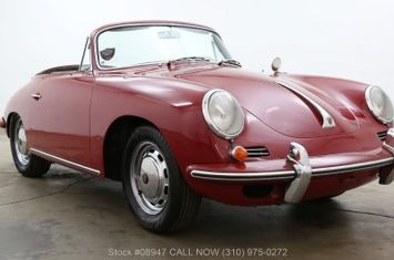 1965 356c cabriolet with 2 tops 1