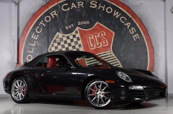 2009 911 carrera s cabriolet