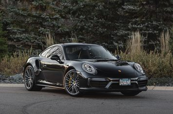 2017 911 turbo s coupe