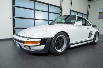 1989 911 turbo slantnose turbo