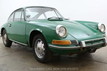 1969 912 long wheel base coupe