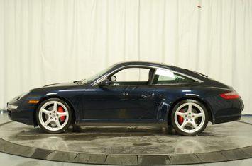2008 911 2dr targa 4s