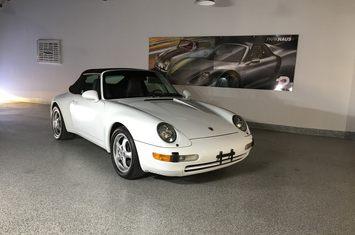 1995 993 convertible