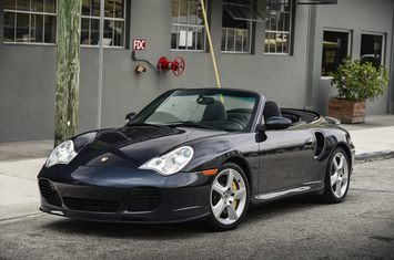 2005 turbo s convertible